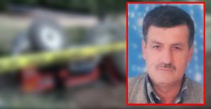 Kanala Düşen Traktörün Sürücüsü Öldü