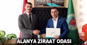 Alanya Ziraat Odası Lazer Göz ile protokol imzaladı