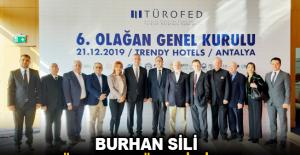 Burhan Sili TÜROFED yönetiminde