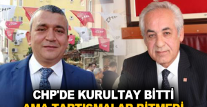 CHP'de kurultay bitti ama tartışmalar bitmedi