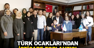 Türk Ocakları'ndan istişare toplantısı