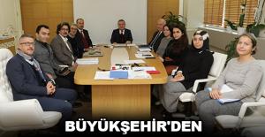 Büyükşehir'den 'Antalya Ulaşım Çalıştayı'