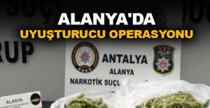 Alanya'da uyuşturucu operasyonu! Benzinlikte yakalandılar