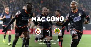 Alanyaspor kupada tur atlamak için Galatasaray'a konuk oluyor