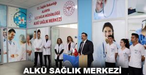 ALKÜ Sağlık Merkezi açıldı