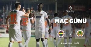 Fenerbahçe-Alanyaspor maçı bugün