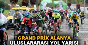 Grand Prix Alanya Uluslararası Yol Yarışı tamamlandı