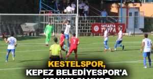 Kestelspor, Kepez Belediyespor'a konuk oluyor