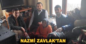Nazmi Zavlak'tan Ayşe Nineye Ziyaret