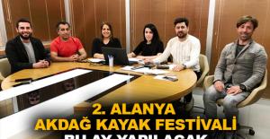 2. Alanya Akdağ Kayak Festivali bu ay yapılacak