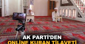 AK Parti'den online kuran tilaveti