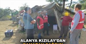 Alanya Kızılay Şubesi'nden Ramazan çağrısı