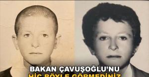 Bakan Çavuşoğlu'nu hiç böyle görmediniz