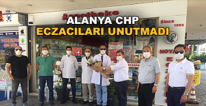 CHP Eczacıları Unutmadı