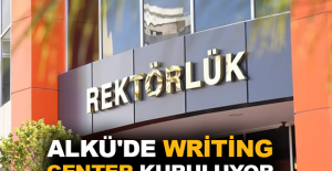 ALKÜ'de writing center kuruluyor