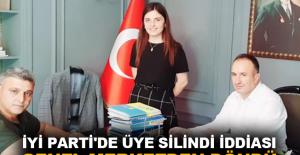 İYİ Parti'de üye silindi iddiası genel merkezden döndü