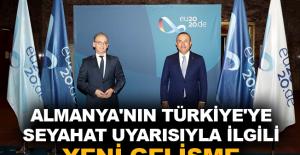 Almanya'nın Türkiye'ye seyahat uyarısında flaş gelişme