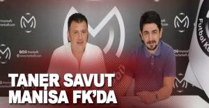 Taner Savut Manisa FK'da