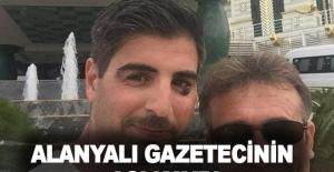 Alanyalı gazetecinin acı kaybı! Havuza atlarken boynu kırıldı
