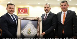 Antalya MHP'de yarın kongre günü