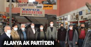 Alanya Ak Parti'den Mahmutlar çıkarması