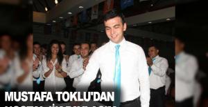 Mustafa Toklu'dan nostaljik paylaşım