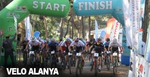 Velo Alanya MTB Cup yarışları yapıldı