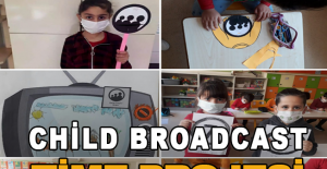 Child Broadcast Time Projesi
