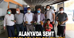 Alanya'da semt pazarları açılsın talebi