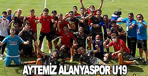 Aytemiz Alanyaspor U19 - Kasımpaşa U19: 3-1