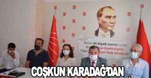 Coşkun Karadağ'dan helalleşme göndermesi