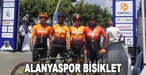 Alanyaspor bisiklet takımından 3 madalya