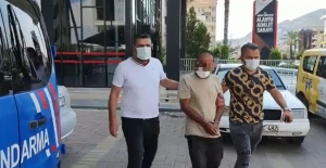 Alanya'da kasten öldürme suçundan 1 kişi yakalandı