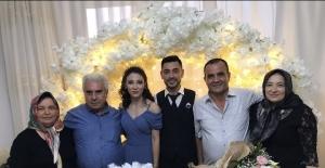Alihan ve Mine nişanlandı