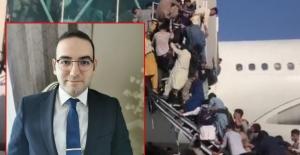 Mehmet Can Karagöz'den Afganistan yorumu