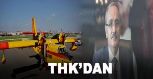 THK'dan 'Uçak' Açıklaması