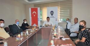 Alanya Güvenlik Danışma Kurulu toplandı