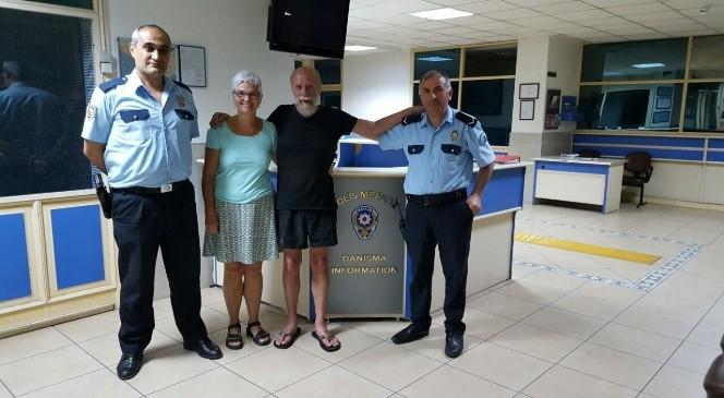 Kayıp Hollandalı Turist Bulundu