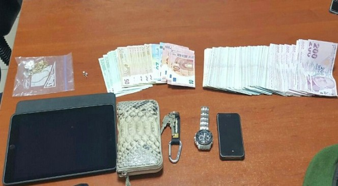 Mobilyacı Hırsız Yakalandı