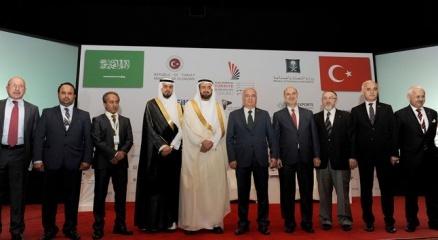 Türkiye ve Suudi Arabistan firmaları arasında yeni işbirlikleri imzalandı
