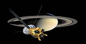 Cassini Uzay Aracı Kendini İmha Etti