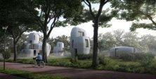 Hollanda, Dünyanın İlk Yaşanabilir 3 Boyutlu Baskı Evlerini Yapmaya Başladı