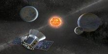 NASA'nın Yeni Teleskobu TESS Gezegen Avına Başladı