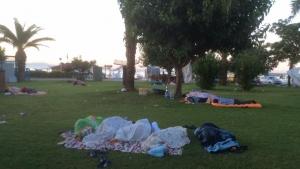 Yerli Turistler Alanya'yı Mahvetti