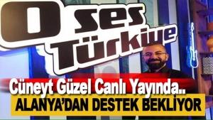 Cüneyt Güzel O Ses Türkiye'de