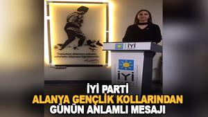 İYİ Parti'den işaret dili ile videolu mesaj