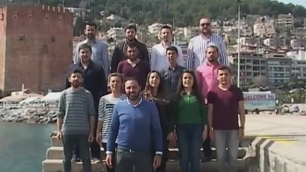 "Ak Partili Gençlerden ""İstiklal Marşı"" Klibi"
